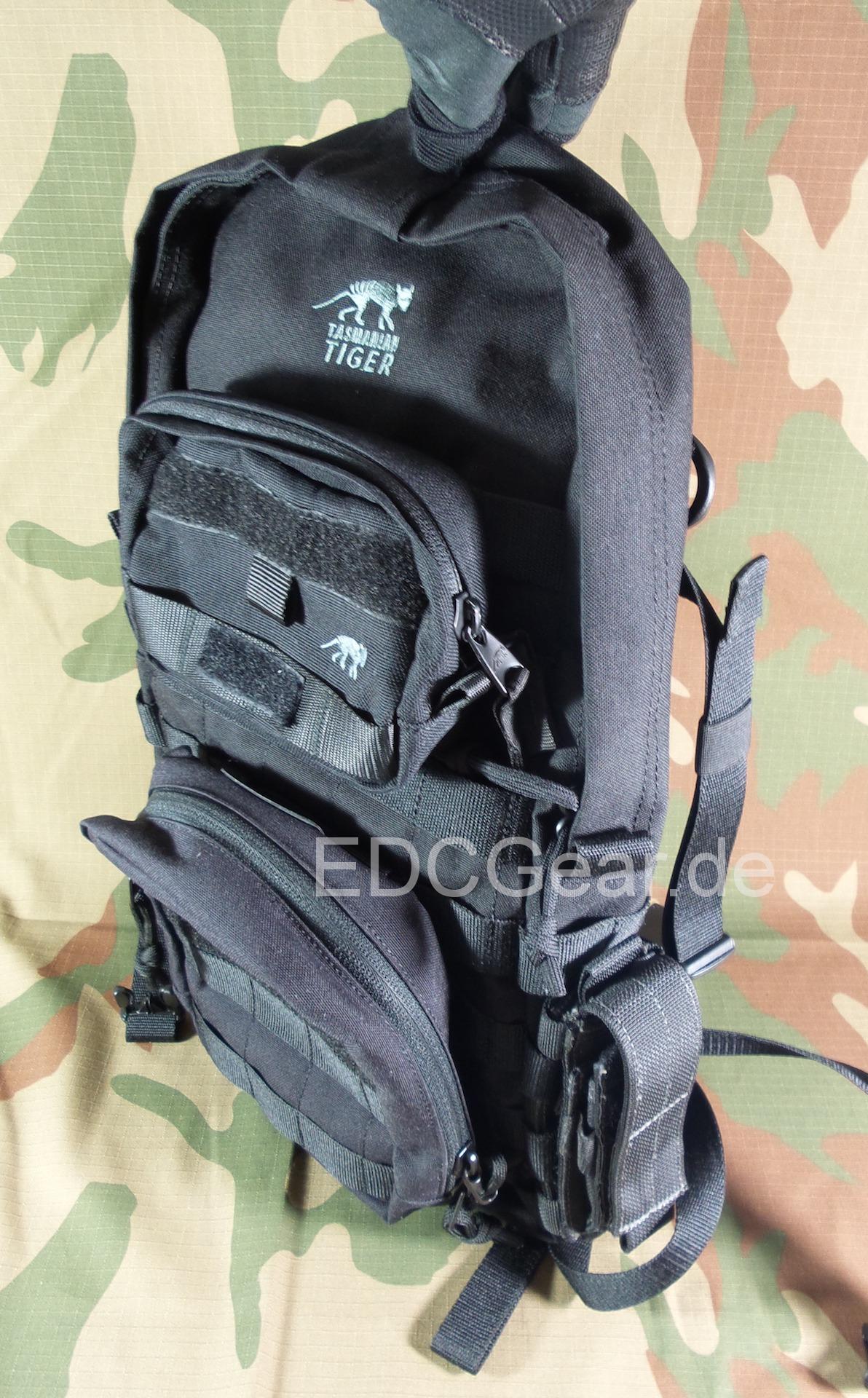 rucksack tt essential pack schwarz
