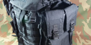 Review: Karrimor SF Predator Patrol 45 mit Predator Side Pockets