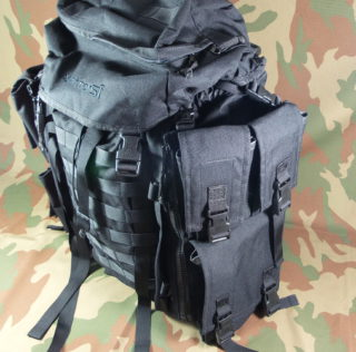 Review: Karrimor SF Predator Patrol 45 mit Predator Side Pockets