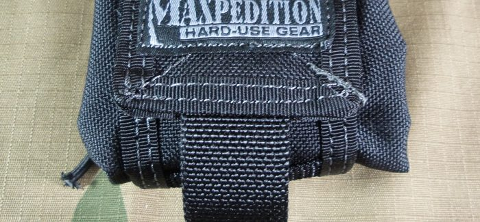 Review: Maxpedition Mini Rollypoly